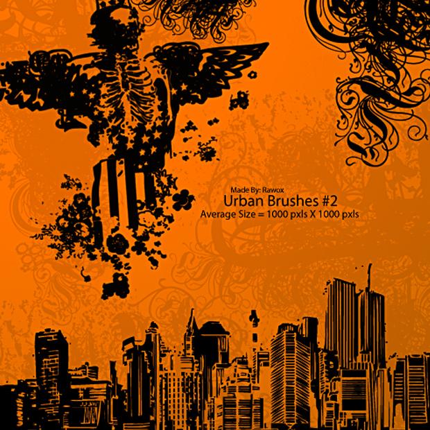 Urban Brushes 2