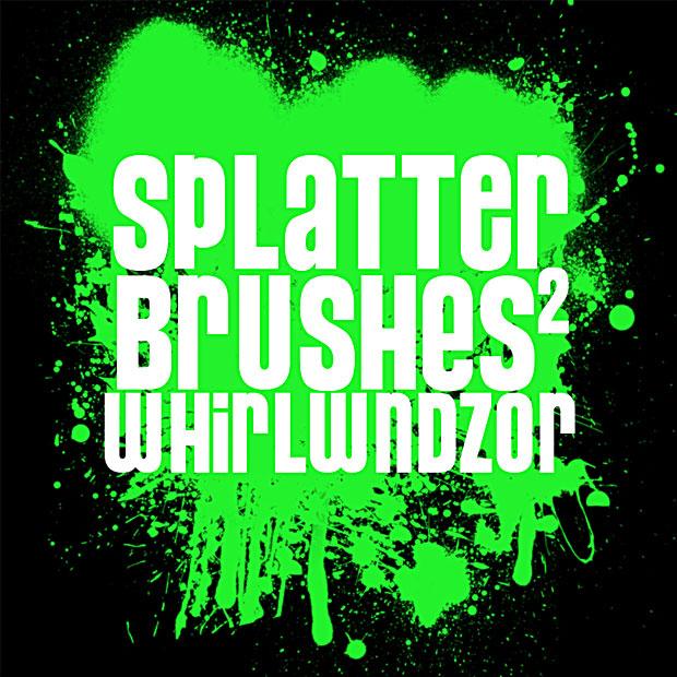 Splatter Brushes 2