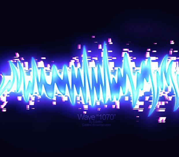 Sound Waves Brushes