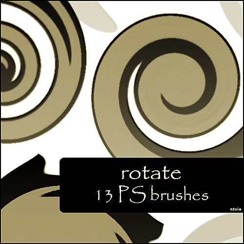 rotate brushes
