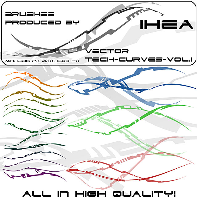 VECTOR TECH-CURVES