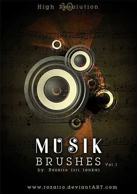 Music Brushes 2