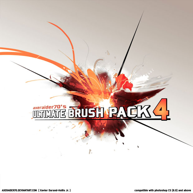 Ultamate Brush Pack 4