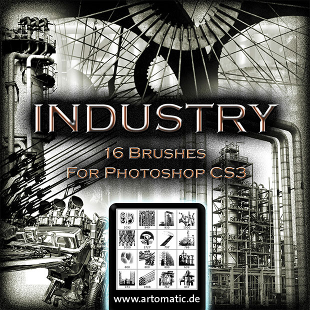 rator16 Industrial Brushes