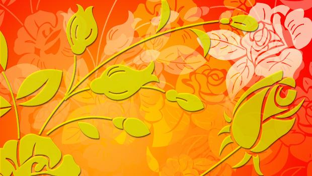Fantasy Rose Photoshop Brushes