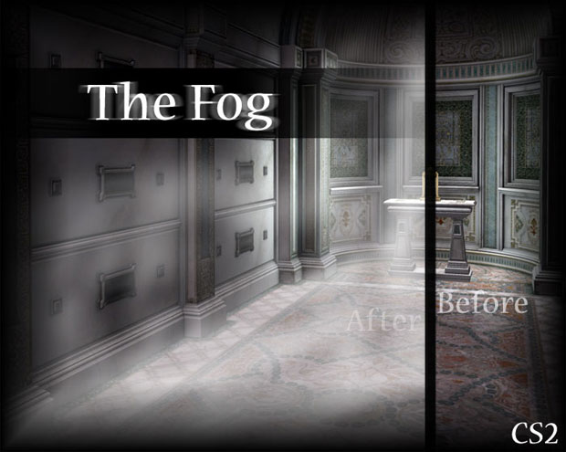 Fog And Mist Photoshop Brushes